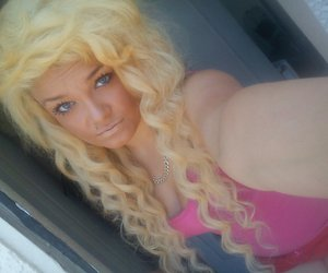 ATTENTION WHORE, barbie, and ugly image