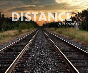 distance and hate image