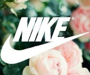 nike, flowers, and timeless image
