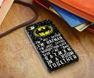 batman and iphone case image