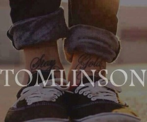 tomlinson, cute, and louis tomlinson image