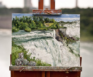 painting, art, and beautiful image