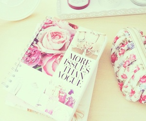 floral and girly image