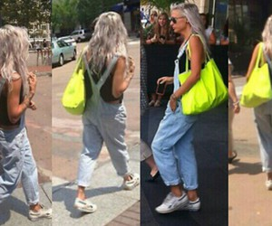 dungarees, overalls, and lou teasdale image