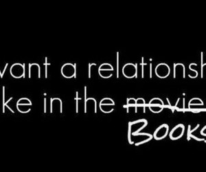 books, Relationship, and funny image