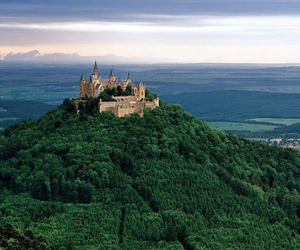 germany and Hohenzollern Castle image