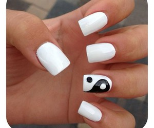 accessories, black and white, and girly image