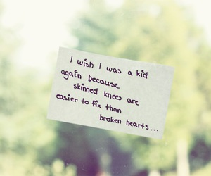 quote, kid, and love image