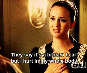 gossip girl, blair, and quotes image