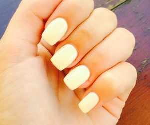 classic, manicure, and nails image
