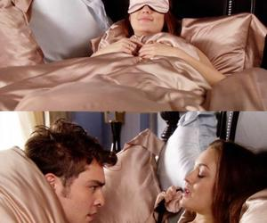 blair, chuck, and love image
