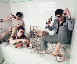 bath, mafia, and gangsters image