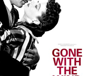 classic, Gone with the Wind, and old movies image