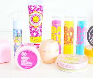 baby lips, beauty, and cosmetics image