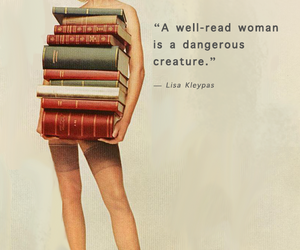 book, woman, and quotes image