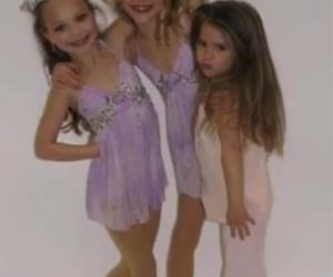 dance moms, maddie ziegler, and mackenzie ziegler image