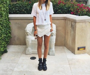 style, fashion, and blonde image