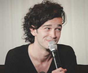 the 1975, matt healy, and indie image