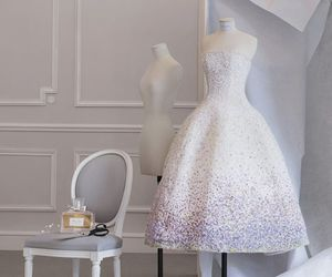 dior, dress, and miss dior image