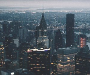 cities, cool, and new york image