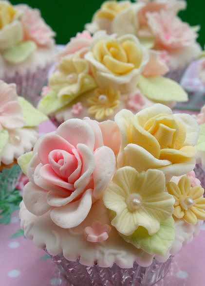 178 Images About Flower Cupcakes On We Heart It See More About