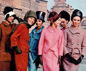 1960s, fashion, and vintage image
