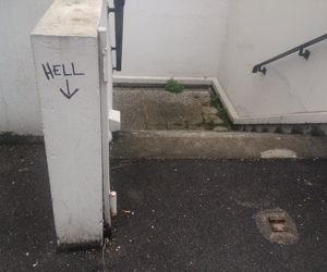 hell and pale image