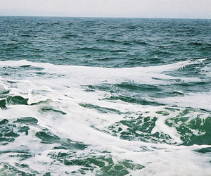 ocean, sea, and water image