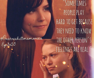 brooke davis, oth, and wise image