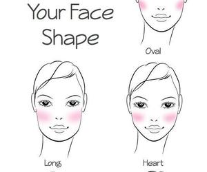 makeup, blush, and face image