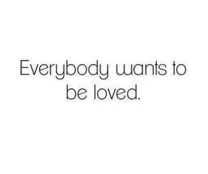 love, everybody, and quote image