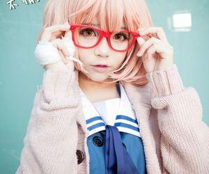 cosplay, kyoukai no kanata, and anime image