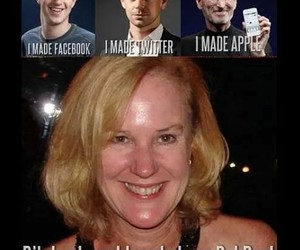 apple, facebook, and twitter image