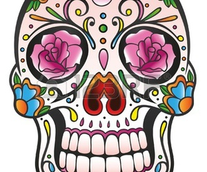 mexican skull image