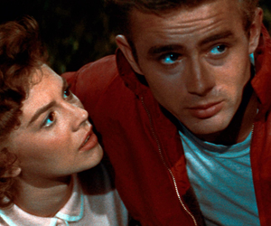 hollywood, natalie wood, and james dean image