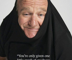 robin williams, rip, and quotes image