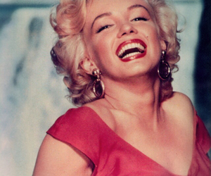 Marilyn Monroe, smile, and marilyn image