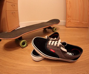 vans, skate, and photography image
