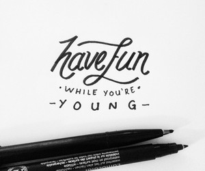 calligraphy, hand lettering, and have fun image