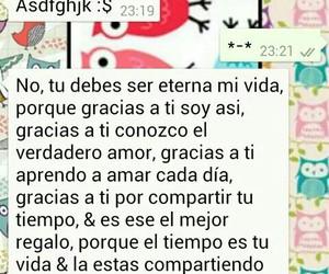 amor, eterno, and whatsapp image
