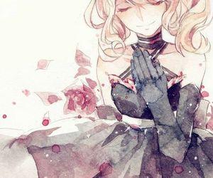 anime, diabolik lovers, and beautiful image
