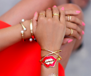 accessories, bracelet, and jewellery image