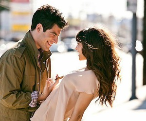new girl, schmidt, and max greenfield image