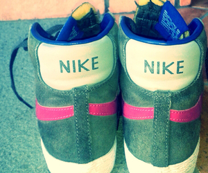 blazer nike fashon shoes image