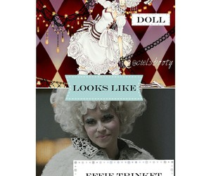black butler, effie, and book of circus image