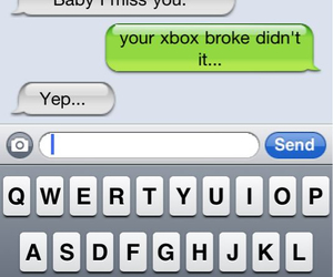 xbox, funny, and boyfriend image