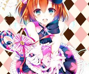 anime, love live, and honoka image