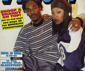 snoop, brandy, and brandy norwood image