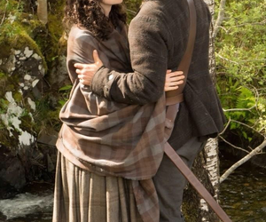 Claire, outlander, and jamie image