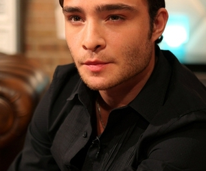 ed westwick and hair image